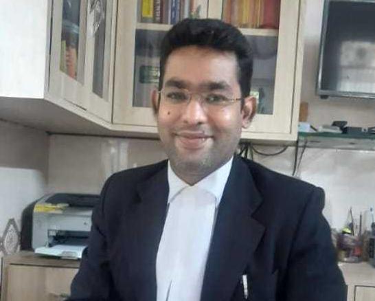 Advocate Neelkanth  H Goswami