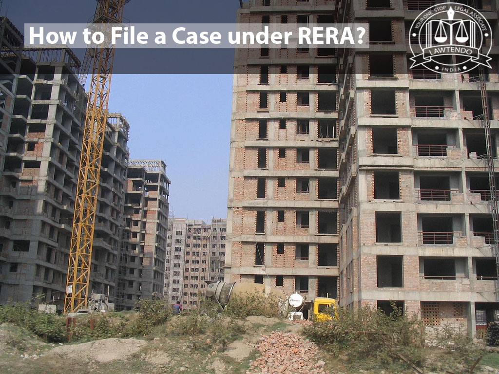How to File a Case under RERA