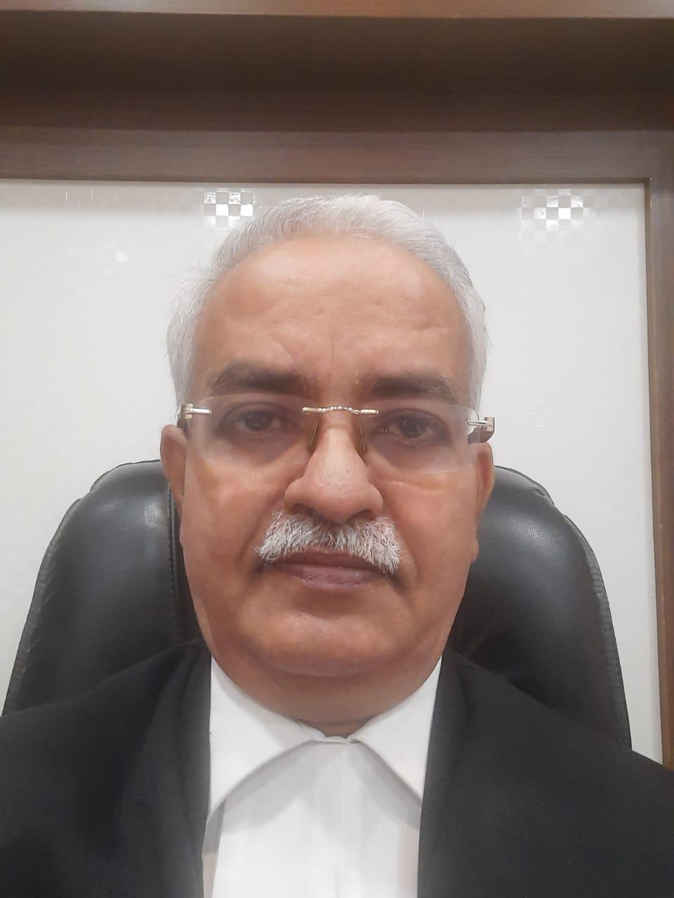 Advocate Gururaj  Joshi