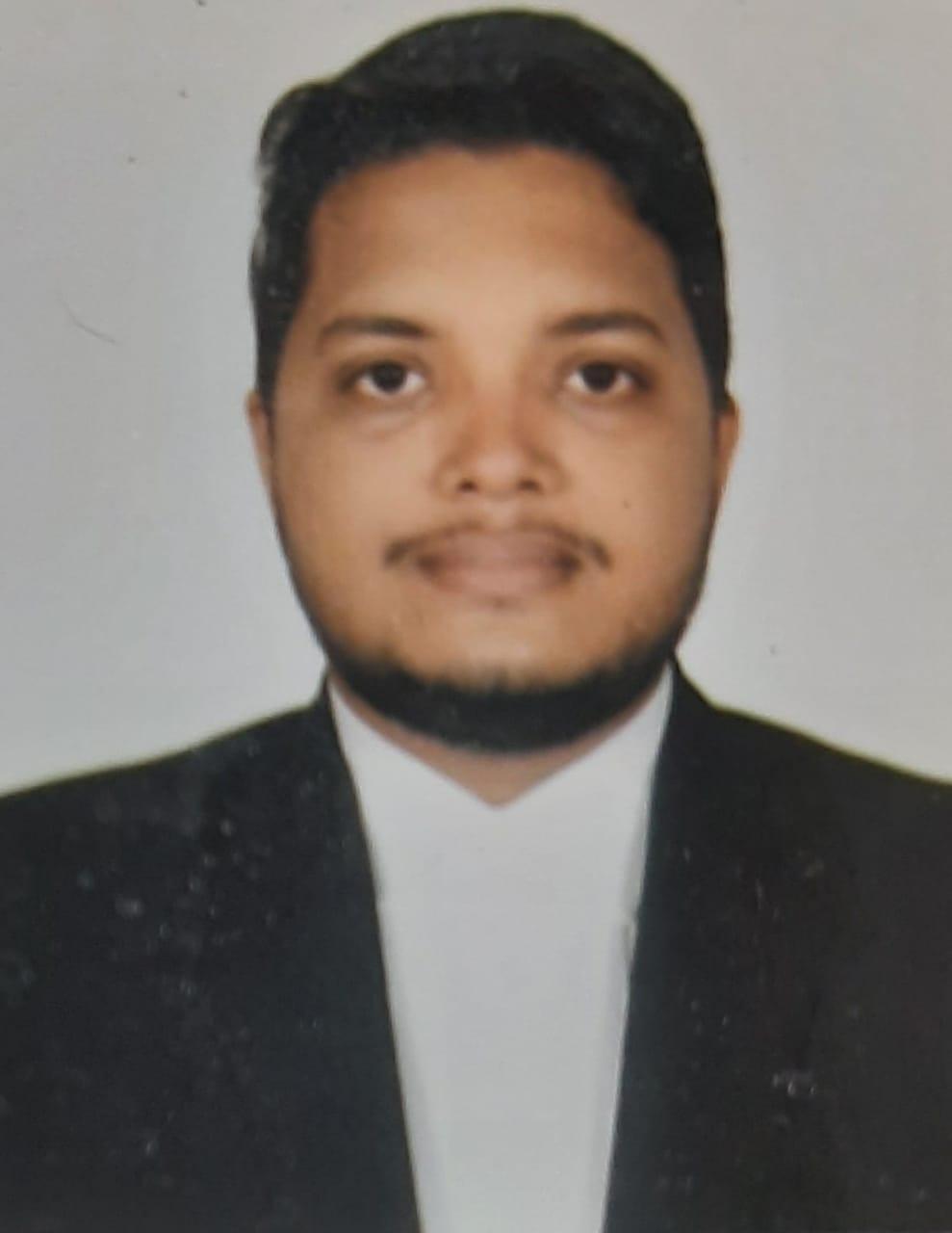 Advocate Vibin Venugopalan Nair Nair