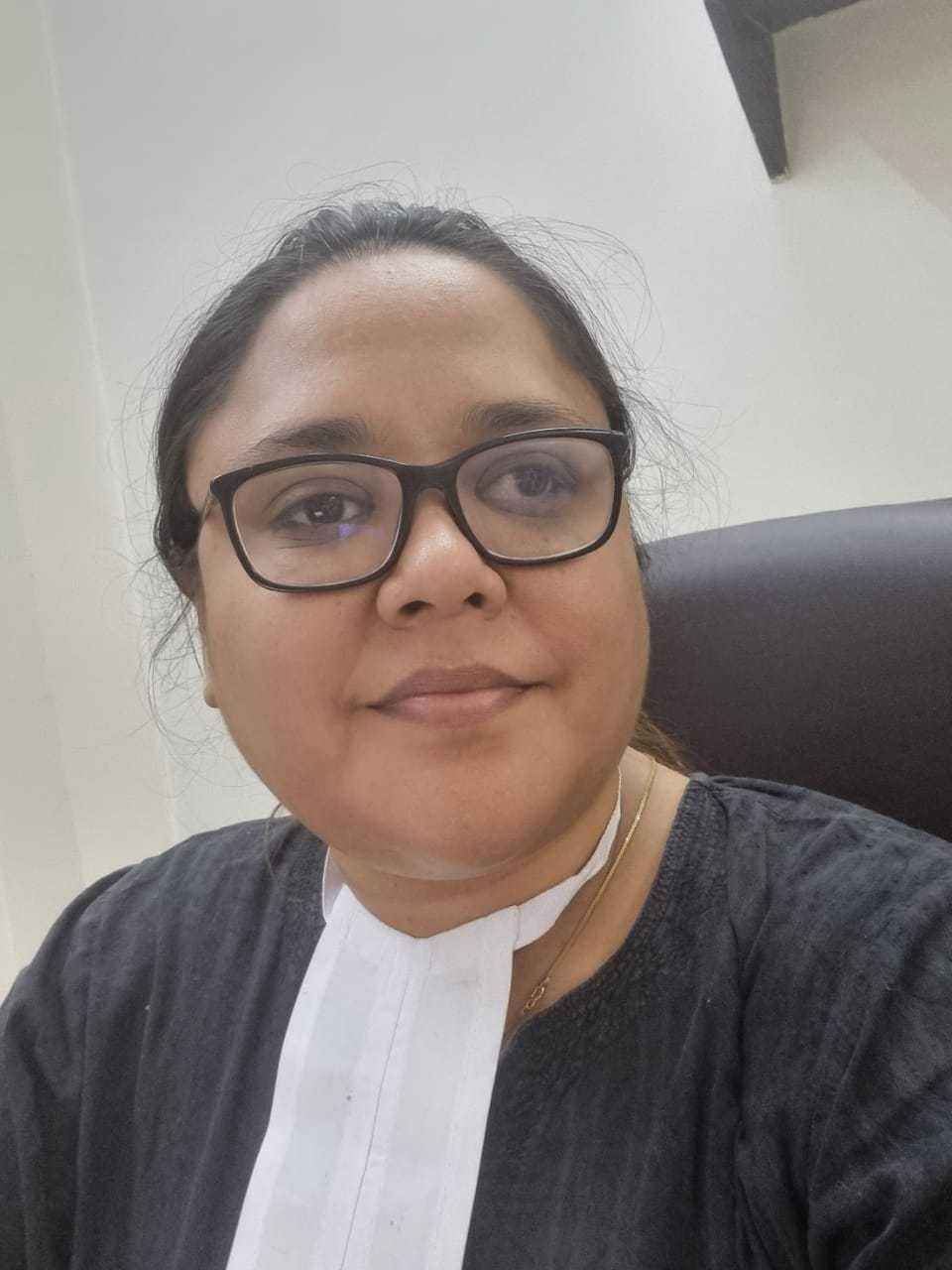 Advocate Sudershani Ray